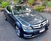 2014 Mercedes-Benz C250 CDI Coupe Buderim Maroochydore Area Preview