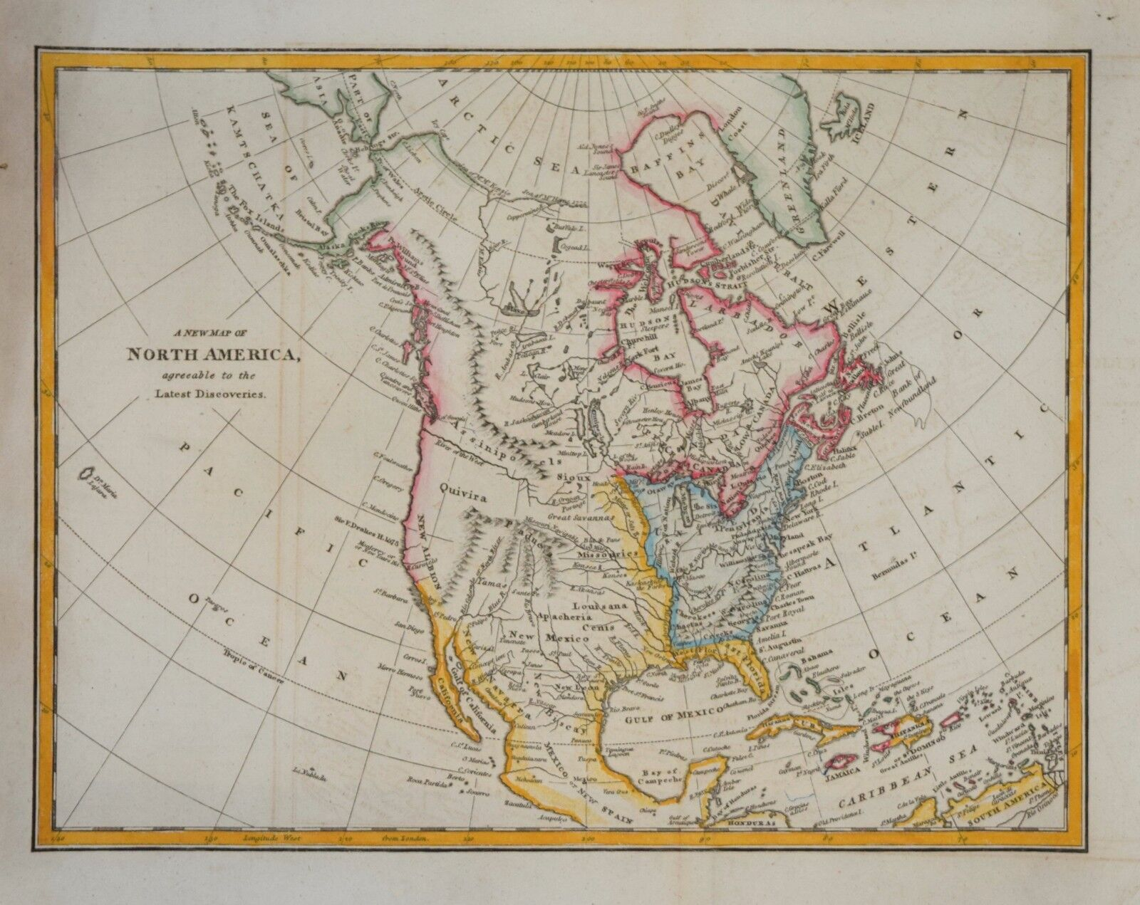 Maps Atlases Globes Antiques - Robert wilkinson map of the us