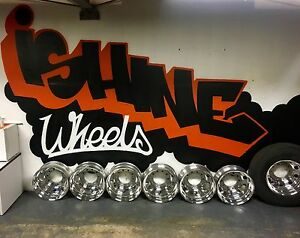iSHINE Wheels Bars Tanks & Things Polishing Repair & Restoration St Marys Penrith Area Preview