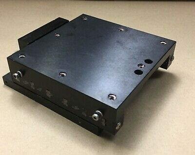 Slide Linear Stage Position Table Parker Daedal Cr-4910 6x6 W 3 Travel Spring