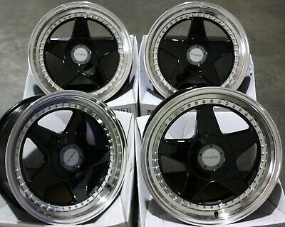 "Used, 17"" DR F5 B ALLOY WHEELS FITS ALFA 145 146 155 164 33 75 90 ALFSUD MITO 4X98 for sale  Shipping to Ireland"