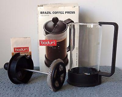 Французская пресса Bodum ~ BRAZIL COFFEE