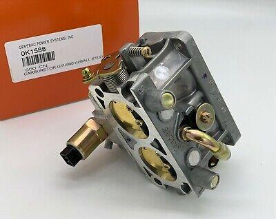 Generac 0k1588 Carburetor Includes Gaskets 0g0510 0d4023 And 0d4026