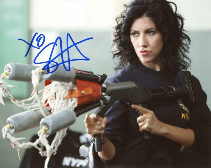 "Stephanie Beatriz ""Brooklyn Nine-Nine"" AUTOGRAPH Signed 8x10 Photo ACOA"