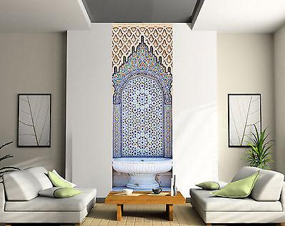 Wanddekor Brunnen Orientalisch Ref 2079 (Orientalische Wand-dekor)