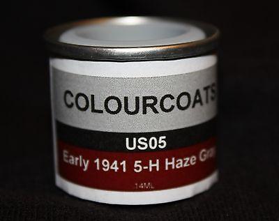 Colourcoat Late 1941 5-H Haze Grey - US05