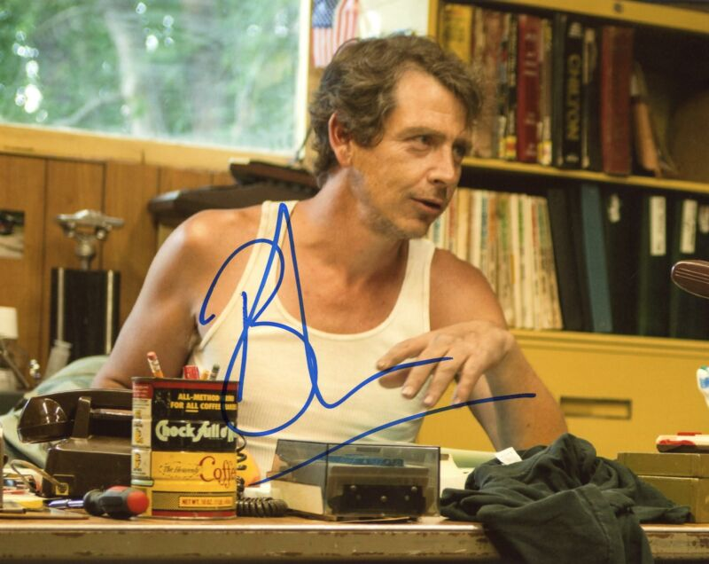 "Ben Mendelsohn ""Animal Kingdom"" AUTOGRAPH Signed 8x10 Photo ACOA"