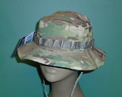 US Military Propper Multicam OCP Camouflage Boonie Sun Hat Size 7-1/2
