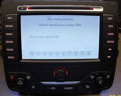 Reparatur Blaupunkt FORD Kuga TravelPilot NX MCA Plus - Display weiß