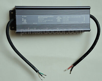 24v 4a 100W dimmable LED driver power supply transformer adapter waterproof UL