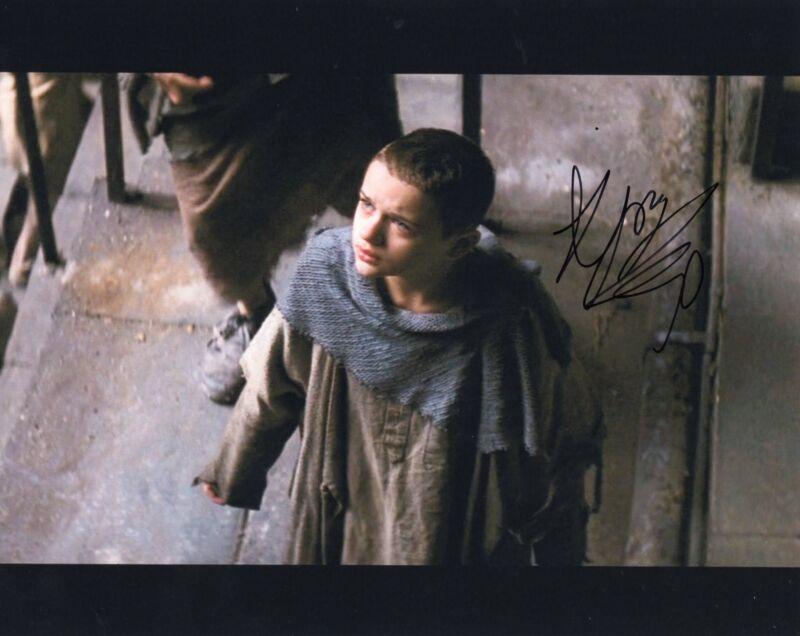 Joey King The Dark Knight Rises Signed 8x10 Photo w/COA #5