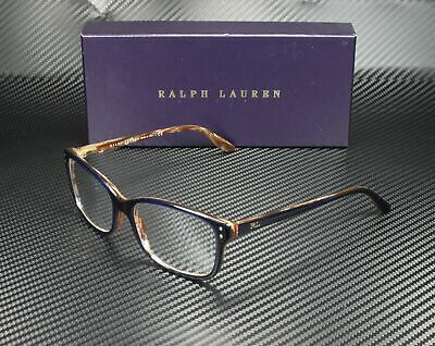 Ralph Lauren RL6062 5150 TOP BLUE HORN DEMO LENS 54 mm Women's (Ralph Lauren Eyeglasses For Women)