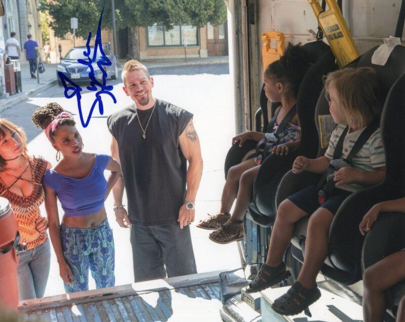 Shanola Hampton Shameless TV Show Veronica Fisher Signed 8x10 Photo w/COA #5