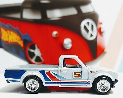 "Hot Wheels 2019 VHTF ""CUSTOM SUPER TH"" HW Hot Trucks Exclusive Datsun 620 *READ*"