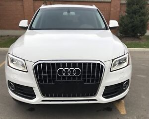 2013 Audi Q5 2.0T Loaded navigation pano roof! Very Clean!