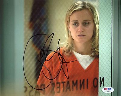 Taylor Schilling Signed Psa Dna Coa 8X10 Photo Auto Autograph Autographed Psa P7