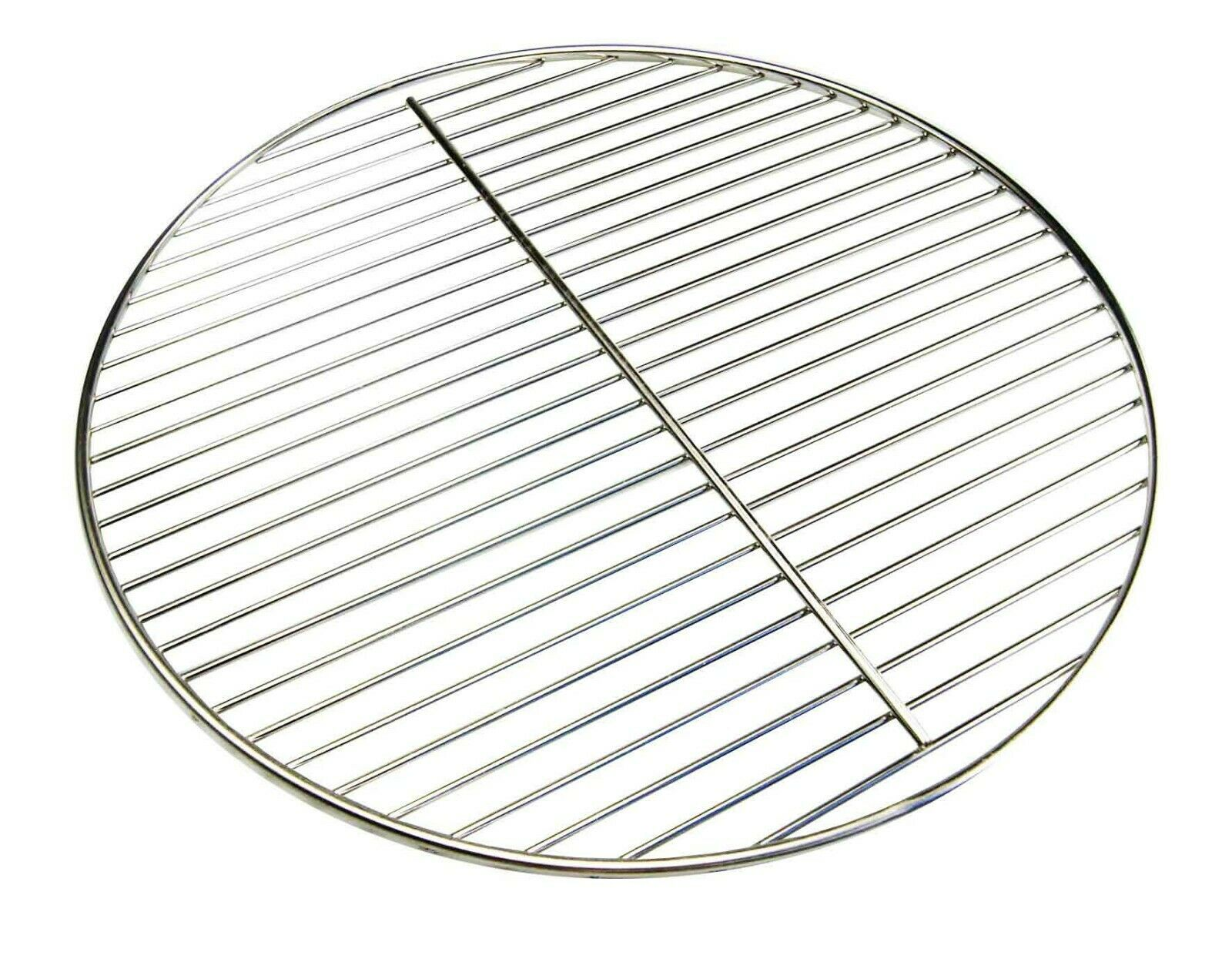 Edelstahl Grillrost passt für 37/47/57/67 cm Kugelgrill auch für Weber rund