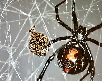Occult Spider Queen Talisman - Control and Dominate - Gambling Luck - Amulet