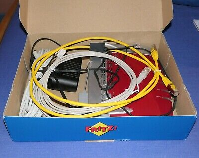 AVM FRITZ!Box Fritz Box 3390 UK Edition VDSL2 ADSL2+ Modem / Router Combination