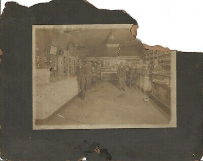 African American Drug Store Photo - Circa 1910