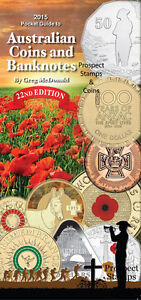 2015 Australian Coins and Banknotes catalogue - 22nd Edition by Greg McDonald