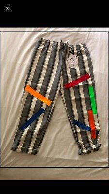 """Funky pair of brand new mens """"sold-out FRVR"""" pants"""