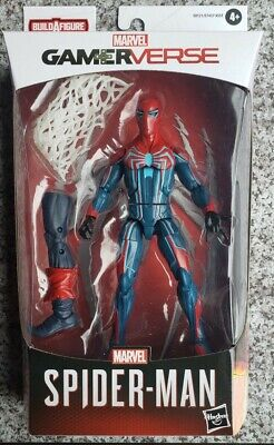 Marvel Legends Demogoblin Spider-Man Velocity Suit Action Figure Gamerverse 6""