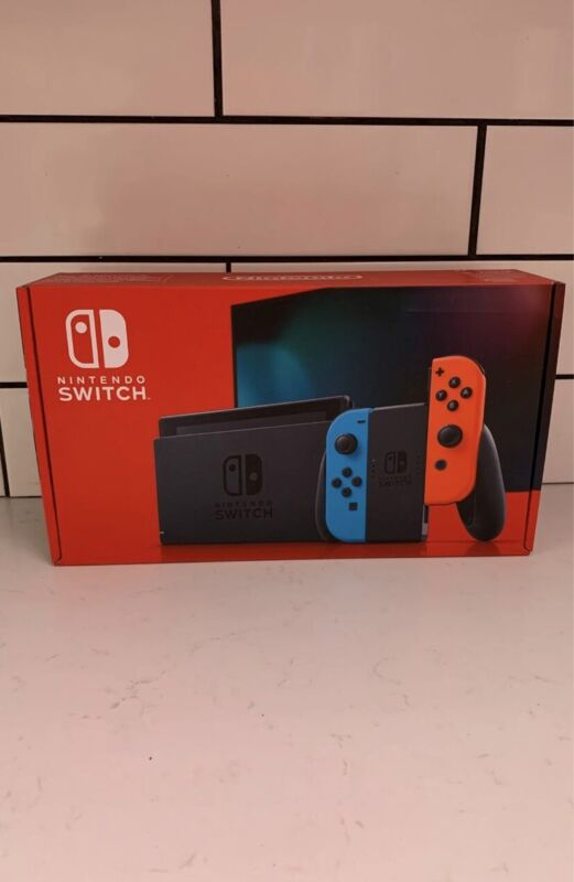 Nintendo Switch BOX ONLY