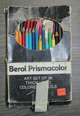 Carmine Red Berol Prismacolor Colored Pencil - 12PC USA Made PC926 3354