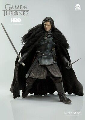 ThreeZero Jon Snow Game of Thrones 1:6 Scale Action Figure Season 1 sold out
