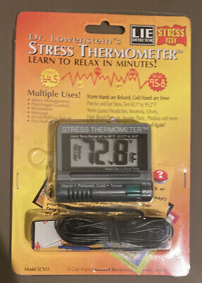 Stress Thermometer - SC911