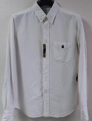 A Bathing Ape Bape nigo heavy cotton Shirt 100% Authentic original size S