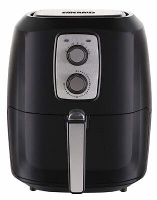 Open Box- 5.2L Manual Air Fryer with 1800 Watts Of Power (1805)