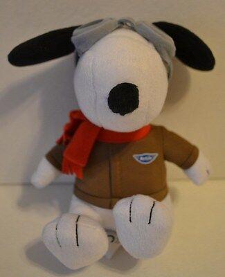 Peanuts Snoopy Metlife Aviator Stuffed Plush 2015