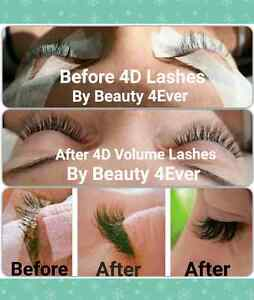 Master certified/Licensed Eyelash extension tech. Special $50 Sarnia Sarnia Area image 5