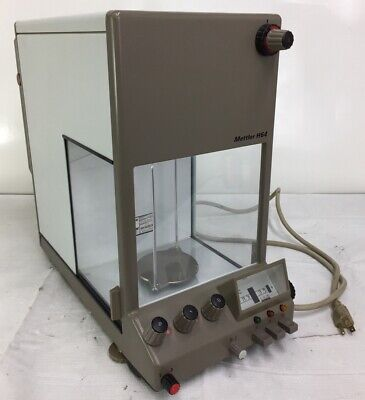 Mettler Scientific Laboratory Analog Analytical Scale H64