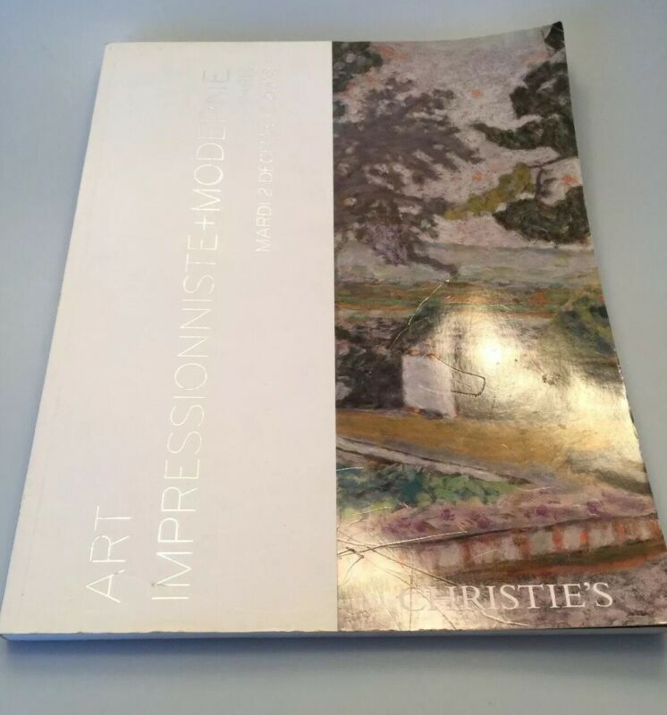 Art Impressionniste+Modern Christie's
