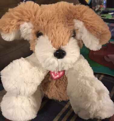Interactive Barking Barbie Puppy Plush, Barks, Snores With Music! EC!