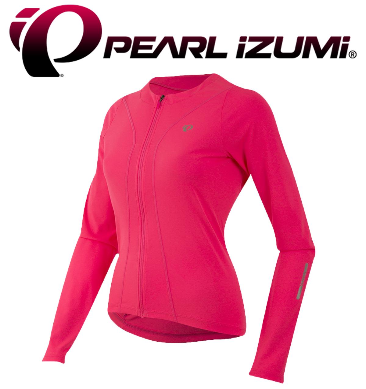 Pearl Izumi Women's Bioviz Biking Pursuit Compression Pink L