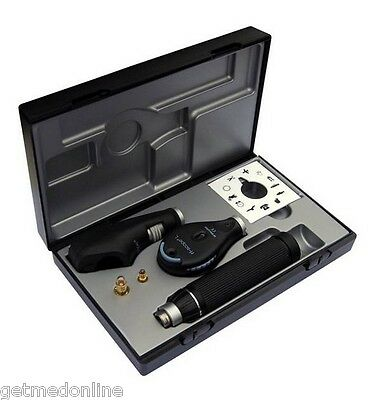 New Riester Ri-vision Rivision Retinoscope Opthalmoscope Set 3.5v Xl 3794