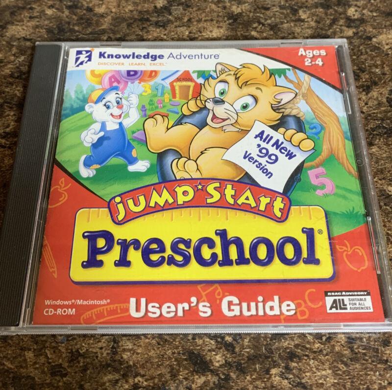 Jumpstart Preschool Users Guide