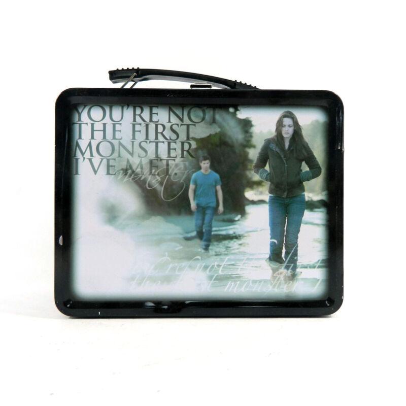 Twilight Saga New Moon Lunch Box with Thermos  Jacob, & Bella