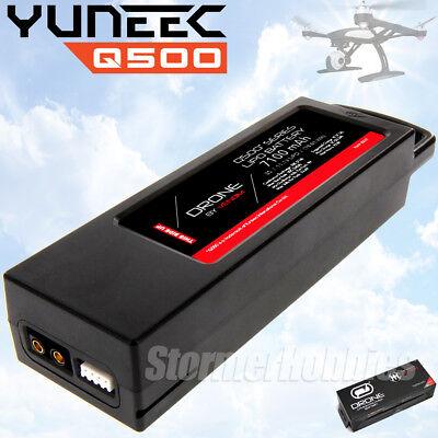 Yuneec Q500 Series 3S 7100mAh 11.1V RC Drone Quadcopter LiPo Battery Venom 35047