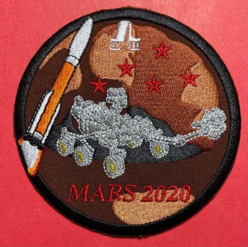 MARS 2020 ATLAS V JPL USAF NASA PATCH