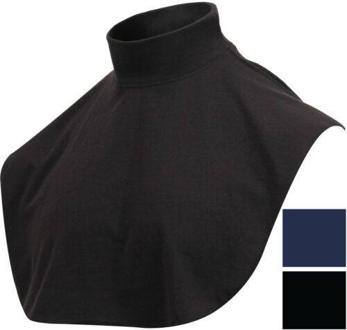 Mock Turtleneck Dickie High Collar Warm Neck Protection Police Duty Uniform Top