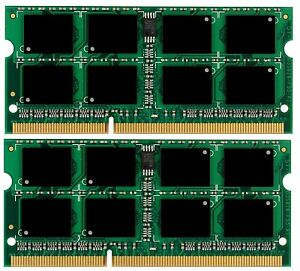 8GB 2X4GB DDR3 1333MHz PC3-10600 SODIMM MEMORY FOR MACBOOK PRO IMAC MAC MINI