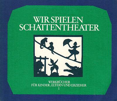 Zimmermann, Schattentheater spielen, Anregungen Bühne Szenen Märchen, Waldorf #1