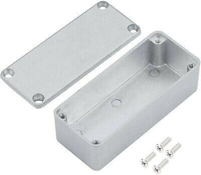Metal Aluminum Electronics Enclosure Project Box Case 1590a 90mmx40mmx30mm