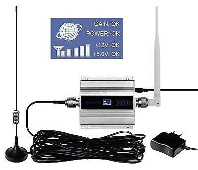 UMTS 3G Repeater Verstärker Booster Komplett Set mit Antenne Antennen