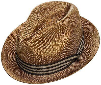 Damen Panama-hut (Sonnenhut Strohhut Herren Damen Havanna Bogart Panama »Callum« Edel & Elegant)